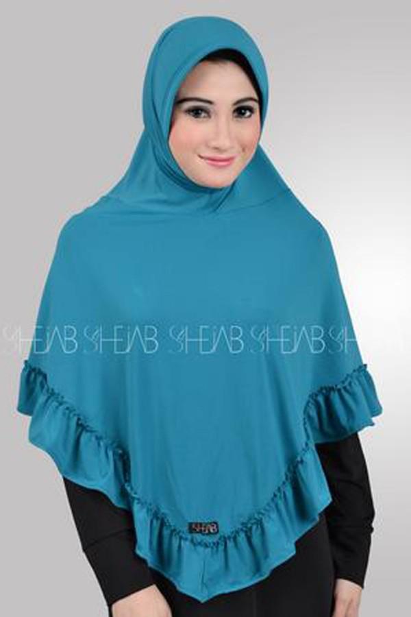 Hijab Bergo Toska Ayla Shejab