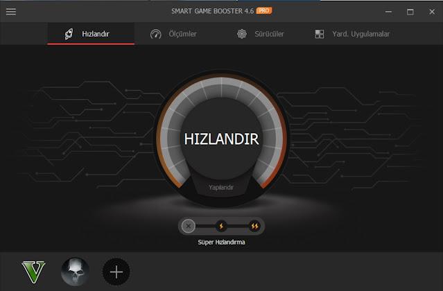 Smart Game Booster PRO - Ücretsiz Lisans Anahtarı