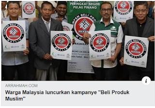 Beli Produk Muslim