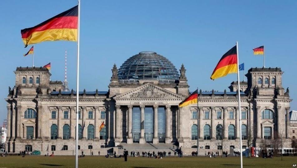 Μήνυμα από τη Γερμανία