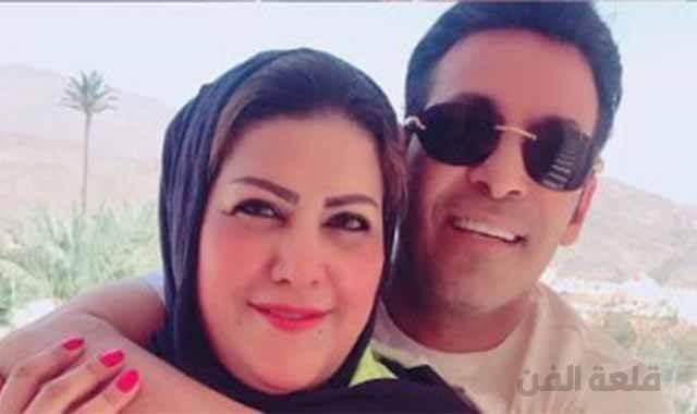 برلنتي زوجة سعد الصغير الثانية تكشف سبب إعلان زواجهما الآن وتكشف عن قيمة شبكته لها