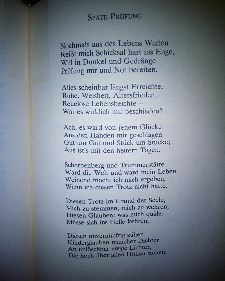 Runars Welt Hermann Hesse Die Gedichte