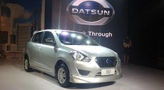 Perbedaan Varian Mobil Datsun GO+ Panca