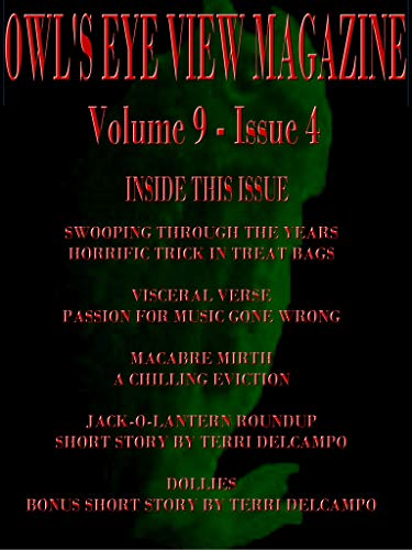 OWL'S EYE VIEW MAGAZINE - VOLUME 9 - ISSUE 4