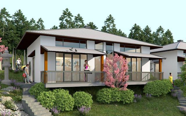 Biệt thự đơn lập Ohara Villa Resort