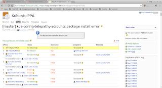 Cara Melaporkan Error Pada Ubuntu