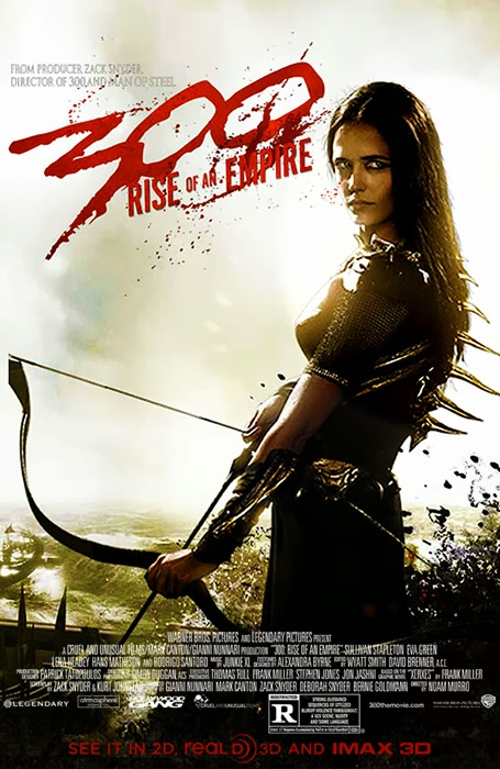 Poster 300: Rise Of An Empire - Eva Green - Artemisia