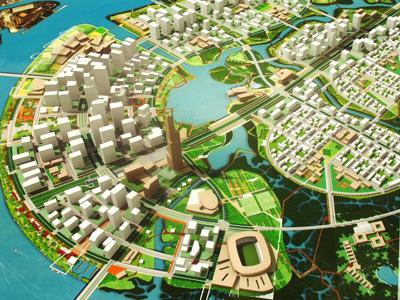 Thủ Thiêm sẽ thành trung tâm tài chính lớn nhất châu Á