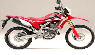 MOTOR TRAIL TERBARU HONDA