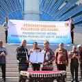 Gubernur Dan Bank NTT Tandatangani PKS Pinjaman Daerah Rp 150 M