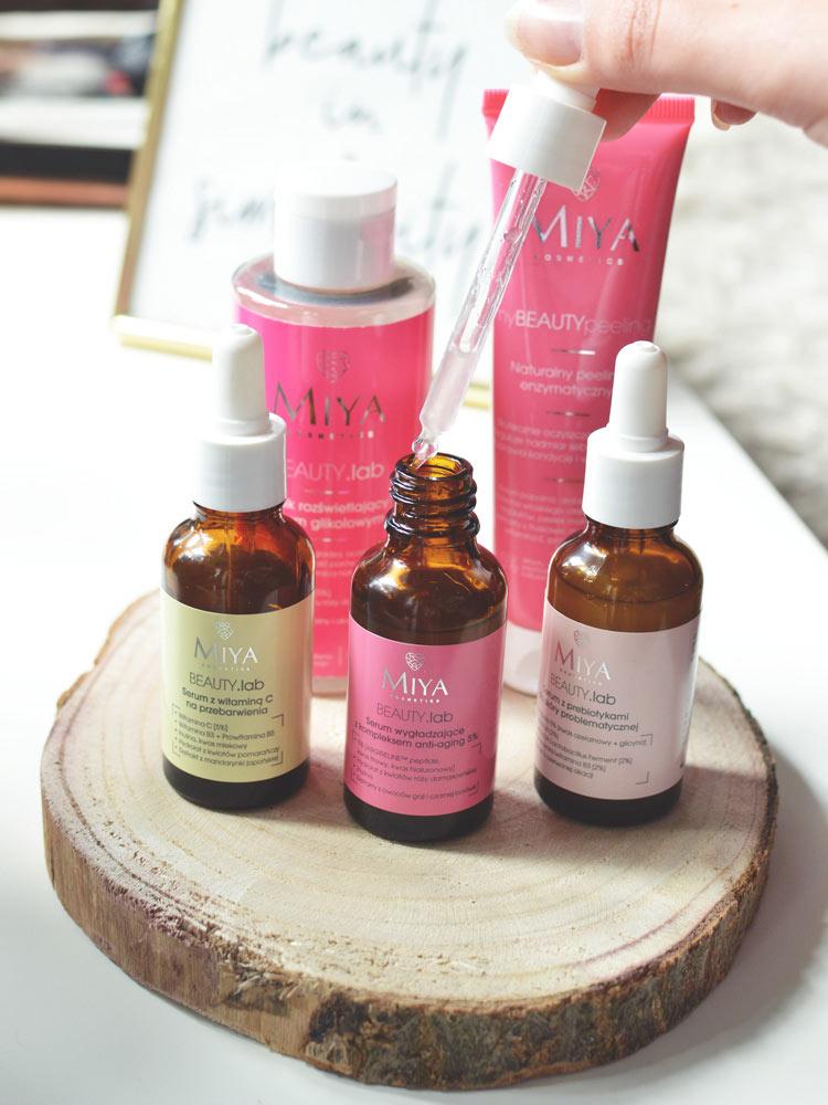 Które serum MIYA Cosmetics wybrać? Recenzja nowości marki - Czytaj więcej »