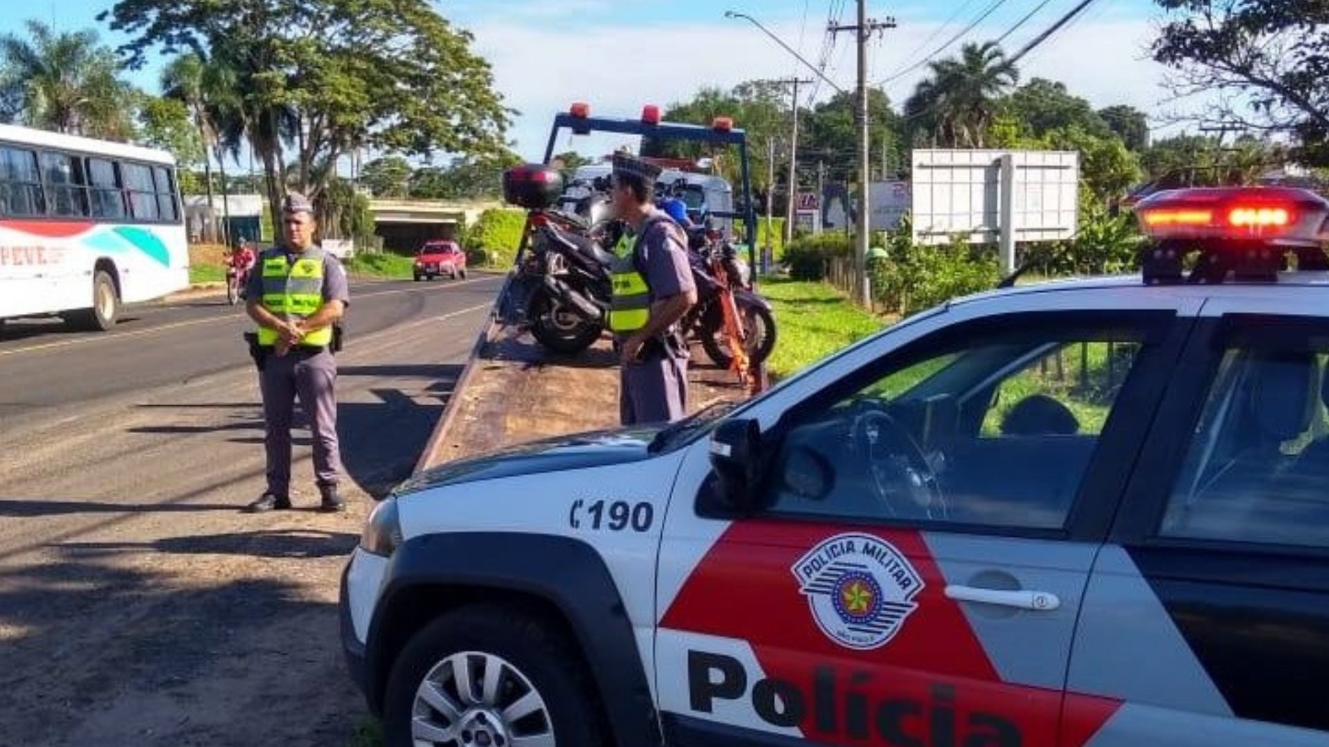 Operação São Paulo Mais Seguro mobiliza mais de 16,5 mil policiais militares