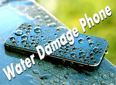 How to save my water damaged phone