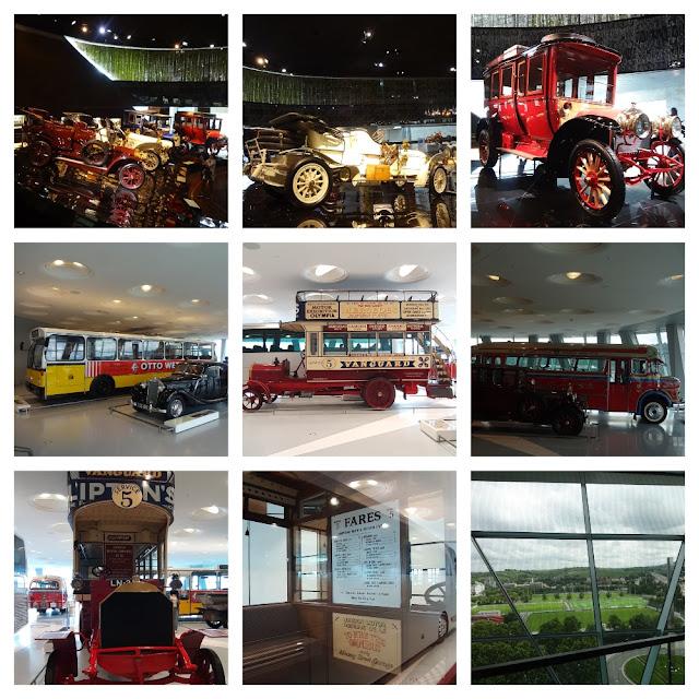 O que ver e fazer em Stuttgart? Museu Mercedez Benz