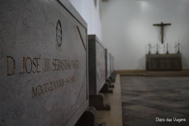 Visitar o Mosteiro de São Vicente de Fora - Lisboa
