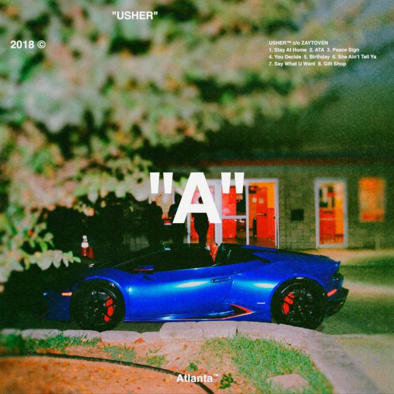 DOWNLOAD Usher Ft Future - Stay At Home Mp3