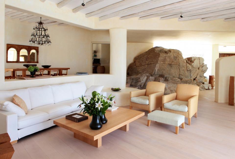 prefab kitchen island modern accessories traditional greek house on mykonos island: most beautiful ...