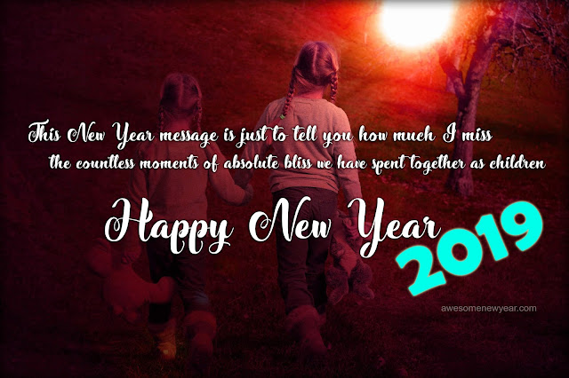 New Year 2019 Inspirational Quotes