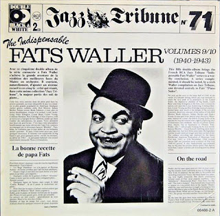 Fats Waller, The Indispensable Fats Waller Vols. 9/10 (1940–1943)