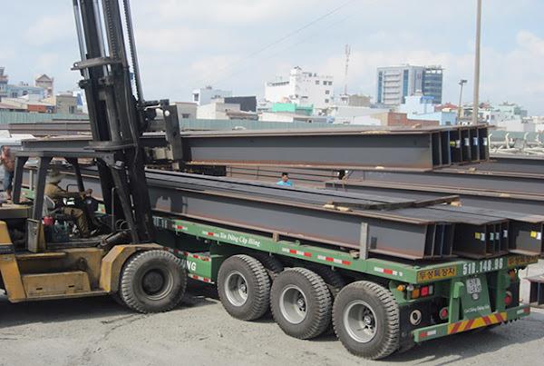 Người mua Việt Nam đặt hàng thép từ các nước Châu Á ngoài Trung Quốc