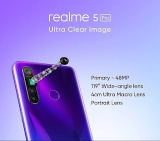 realme manifested to improve picture quality through innovation by introducing 64MP camera