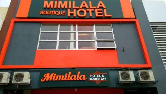 Mimilala boutique hotel shah alam