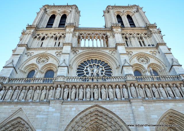 Notre Dame in Paris