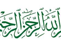 Tulisan Arab Bismillahirrahmanirrahim yang Baik dan Benar