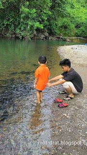 Tagal Fish Massage Sg Moroli Kg Luanti Ranau Sabah