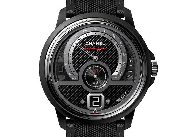 Monsieur de Chanel Superleggera Edition