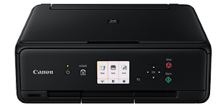 Canon PIXMA TS5053 Drivers & Wireless Printer Setup