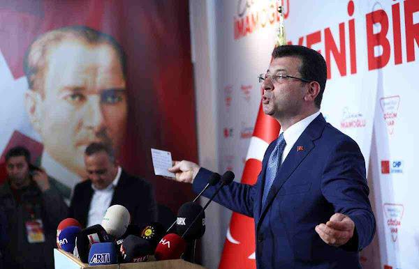 Ιμάμογλου κατά Ερντογάν για την Αγία Σοφία και δημοσκόπηση-έκπληξη στην Τουρκία