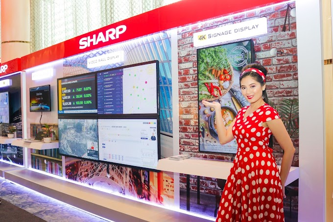 Sharp Launches New Products Geared To Make Filipinos Live Better