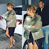 Beyonce and Jay Z spotted out and about in LA last night