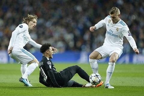Kroos và Modric đã có thể trở lại đội bóng sau chấn thương