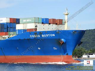 COSCO Boston