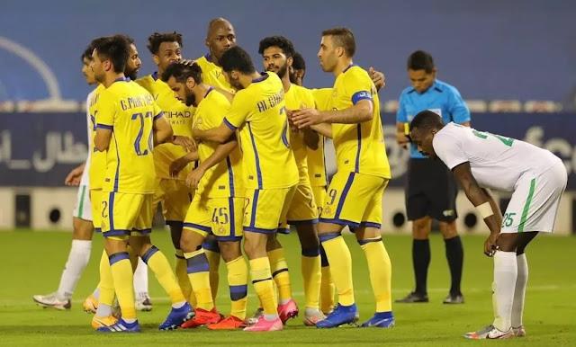 موعد مباراة النصر والعين اليوم الجمعة في الدوري السعودي والقناة الناقلة