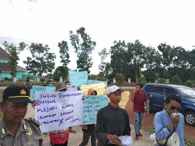Proyak Jalan Diduga Korupsi, LPKP Minta Kejari Usut Tuntas