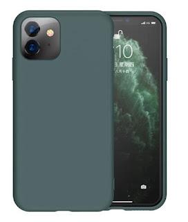 Husă Liquid Silicone pentru Iphone de pe aliexpress