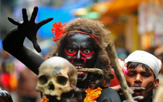 Incredible Images Of The Hindu Festival Maha Shivaratri
