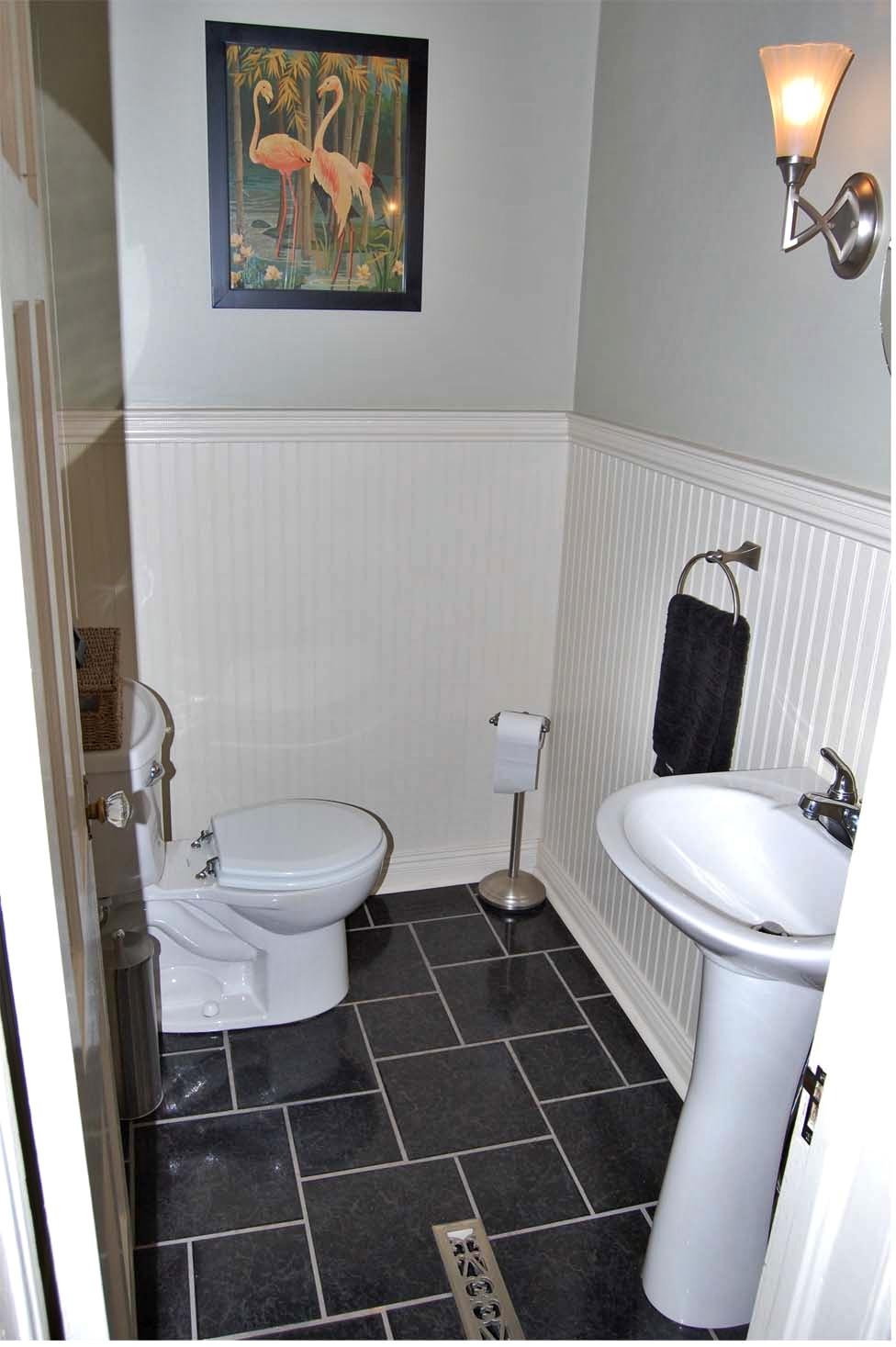 A 1940'S Bathroom Remodel
