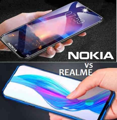 Compare: Realme X50 Pro vs Nokia 9 Ultra: Kamera 108MP, RAM 12GB!
