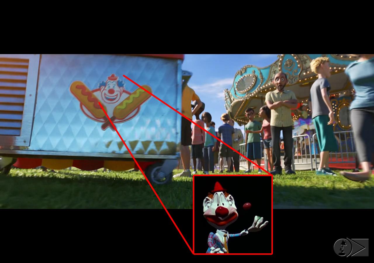 Pixar Brasil Blog 86 Easter Eggs De Toy Story 4