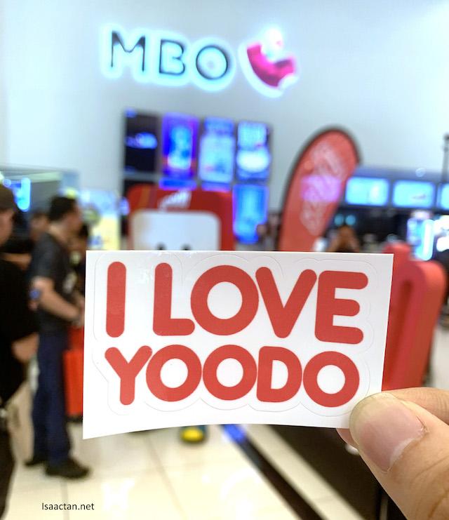 I love Yoodo indeed