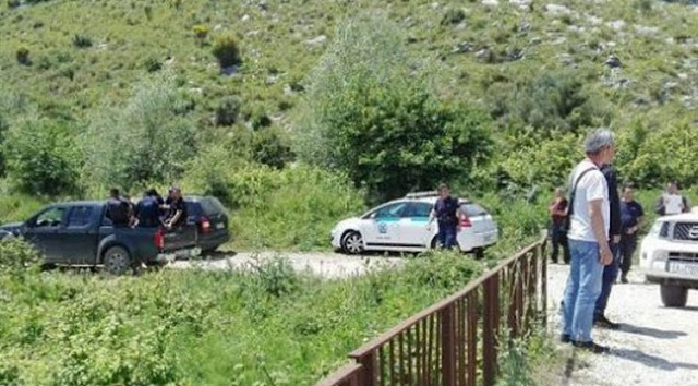 Greek is arrested in Corfu for killing a 63-year old Albanian