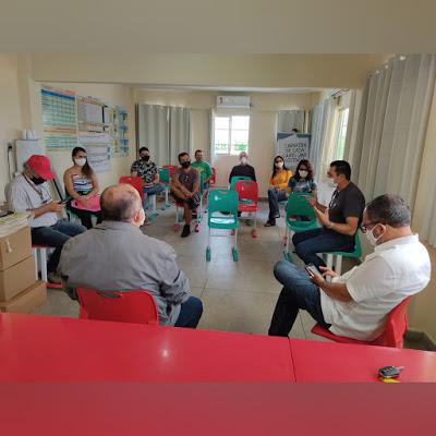 Associações terão apoio na elaboração de projetos para concorrer a edital da AD-DIPER em Carnaíba