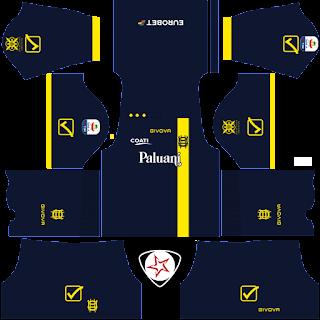 AC Chievo Verona 2018 - 2019 Third Kit