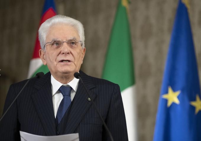 """Mattarella: """"Estirpare le mafie è possibile"""""""
