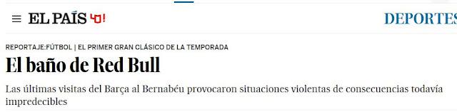 artículo redbull Diego Torres El País