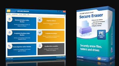 برنامج Secure Eraser